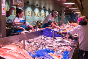 Fishmonger Shop