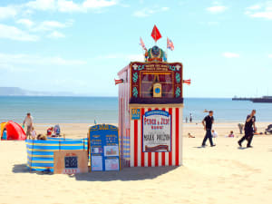 Weymouth Punch and judy