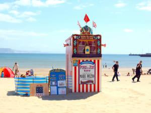 Weymouth Punch and judy
