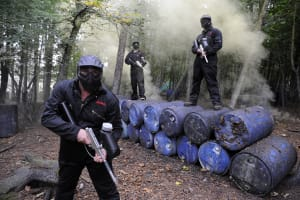 Full Day Outdoor Paintball