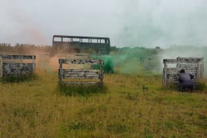 Bedlam Paintball Leicester