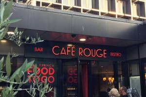 Cafe Rouge - London Euston