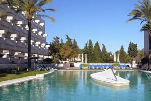 Alanda Hotel Marbella pool