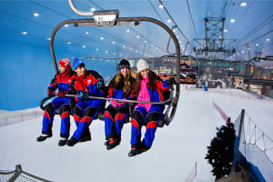 Ski Dubai Snow Plus