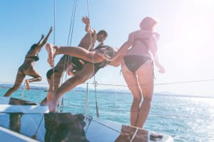 Catamaran Cruise - 2 Hours
