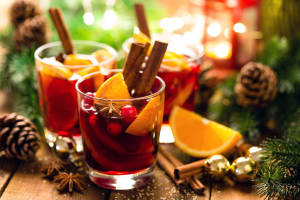 Christmas Party Drinks