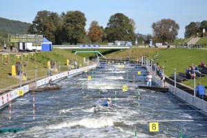 Kolna Canoe Track