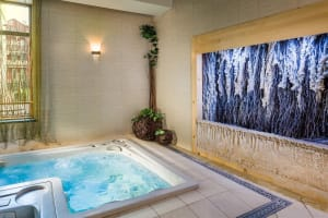 Lesne Spa interior