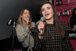 Cameo Karaoke Hen Bournemouth FAM Trip CHILLISAUCE