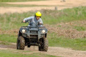 Max Event Quad Bike Hen Group Bournemouth FAM Trip CHILLISAUCE