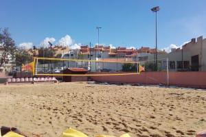 Bellavista Sports Cafe outdoor area
