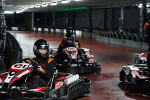 Indoor Go Karting - 20 Min Sprint Race