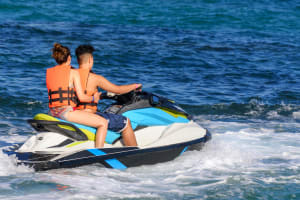 Jet Ski Tour - 1.5 Hour Shared