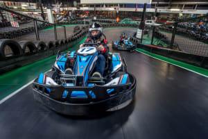 Indoor Karting - Grand Prix Race planet Amsterdam