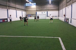 Indoor Five A Side Football