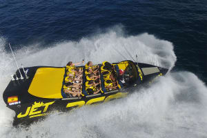 Speedboat Thrill Ride