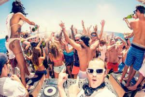 Barcelona Boat Party