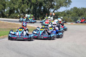 Outdoor Karting - Sprint Race