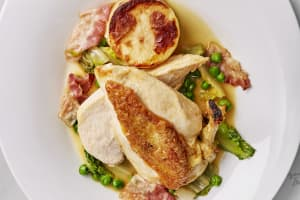 Gusto Restaurants roast chicken