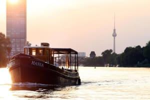 Hansa Event Boat