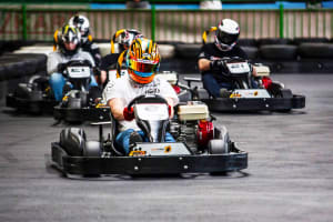 Indoor Karting - 20 Min Sprint