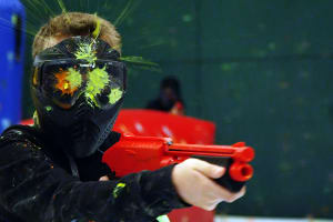 No Pain Paintball