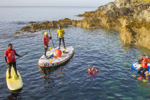 Snorkel Super Stand Up Paddle Boarding Safari