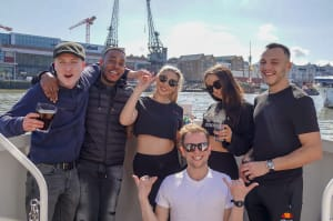 Bristol Docks Pub Cruise - 2 Hour