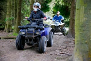 hen party quad biking