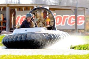 Hovercraft Adrenaline Racing