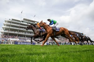 Horse Racing Tickets at Epsom Downs Racecourse