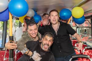 Exclusive Party Bus Nightclub Tour