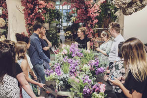 Corporate Flower Arrangements Experience