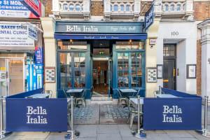 Bella Italia - London Baker Street