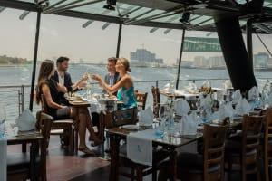 Bateaux Dinner Cruise
