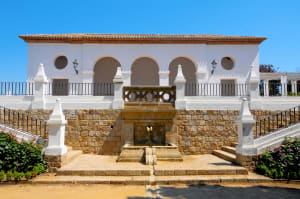 Andalusian Cortijo