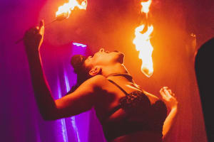 Cabaret Show - 3 Courses