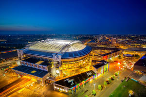 Amsterdam arena - external shot