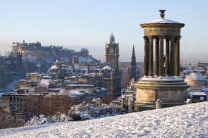Edinburgh Winter
