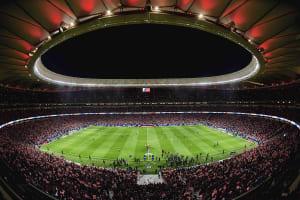 Metropolitano Stadium