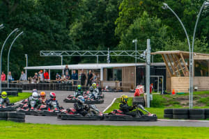 Outdoor Go Karting - Open Enduro 60
