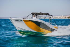Stag Croatia speed boat