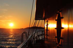 Sunset Cruise Around Split
