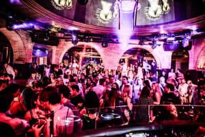 Olivia Valere Nightclub Entry