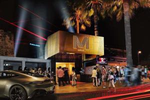 Mirage Nightclub Entry