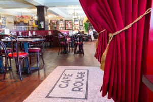 Cafe Rouge - Brighton Marina