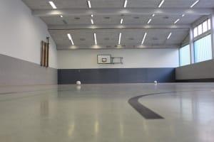 Baumwall Sporthalle