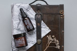 Grooming products Alfreston beard oil and balm