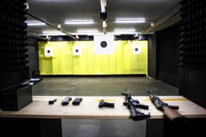 Ranger Prague Shooting
