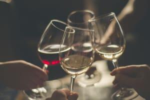 choosing the wine